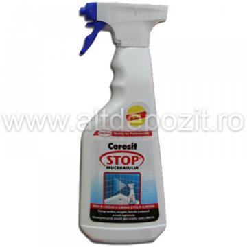Solutie antimucegai Stop Mucegai de la Altdepozit Srl