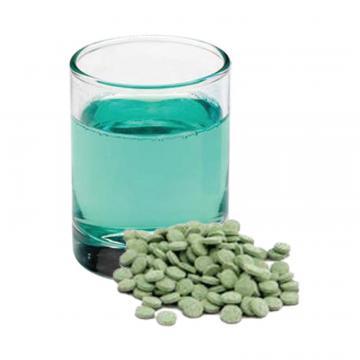 Tablete pentru apa de gura cu aroma naturala de menta de la Sirius Distribution Srl