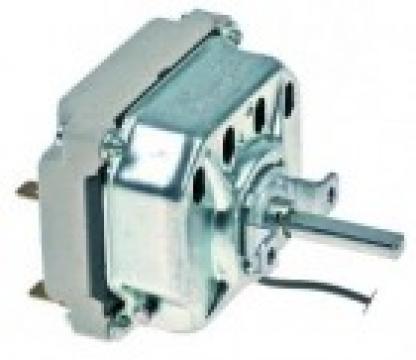 Termostat reglabil 100-450C, 4NO, 16A
