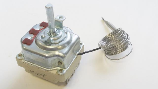 Termostat reglabil 30-90C EGO 55.34012.210