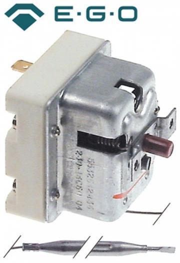 Termostat de siguranta 230*C, 1pol, 20A, bulb 6mmx87mm