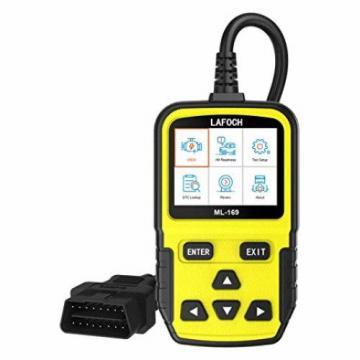 Tester auto profesional universal OBD2 Lafoch ML-169 de la On Price Market Srl