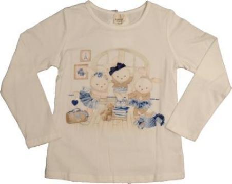 Tricou cu maneca lunga CR pentru copii de la A&P Collections Online Srl-d