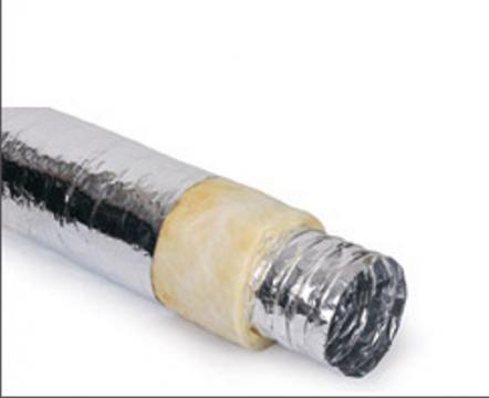 Tubulatura izolata AL 356 mm
