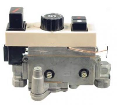 Valva de gaz Minisit 0.710.657, 100-340*C