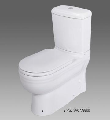 Vas WC V8600 de la Altdepozit Srl