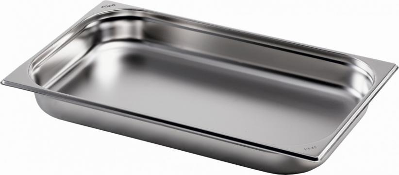 Vascheta GN Budget Line 1/1 GN adancime 40mm de la Clever Services SRL