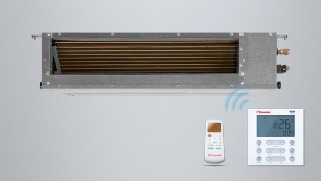 Aparat aer conditionat Inventor - Duct 12000 BTU de la Sc Celfar Industrial Srl