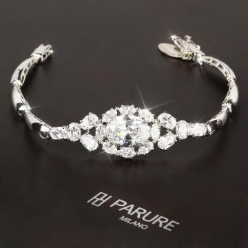 Bratara cu cristale Swarovski Princess de la Luxury Concepts Srl