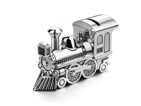 Pusculita argintata Locomotiva Thomas