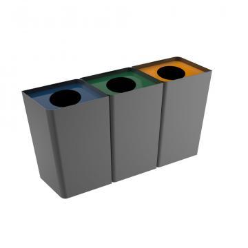 Cos colectare selectiva Pollux PC, 35L, 60L, 100L