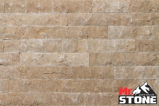 Travertin Noce split face 7,5cm x LL de la Antique Stone Srl