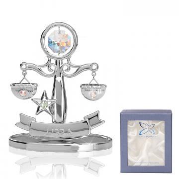 Cadou cu cristale Swarovski Zodia Balanta de la Luxury Concepts Srl