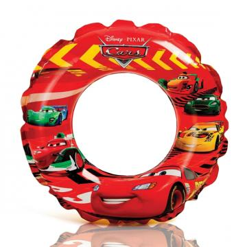 Colac inot gonflabil copii Cars Intex 58260NP 51cm
