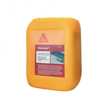 Aditiv pentru mortare si betoane Sika Latex 5 kg de la Olint Com Srl