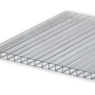 Placa policarbonat 2W transparent 4 mm 6x2.1 de la Olint Com Srl