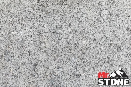 Granit S. Pepper Negru fiamat 30 x 60cm de la Antique Stone Srl