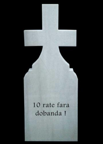 Cruce marmura 003 de la Casa Funerara Eva Srl
