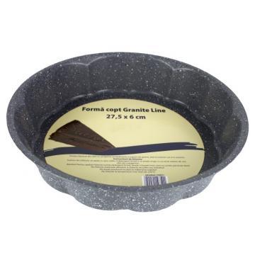 Forma copt 27,5x6 cm Granite Line