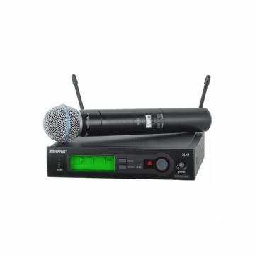 Microfon wireless profesional Shure SLX24-SM58