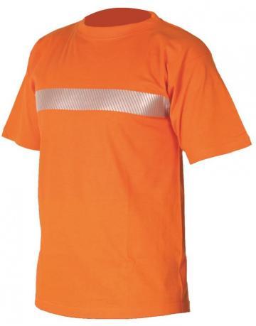 Tricou reflectorizant portocaliu Xaver - Ardon de la Mabo Invest