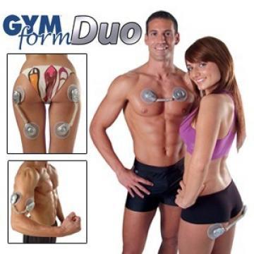 Aparat de masaj electrostimulator Gym Form Duo de la Www.oferteshop.ro - Cadouri Online