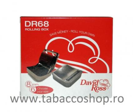 Aparat de rulat tigari - tabachera David Ross de la Maferdi Srl
