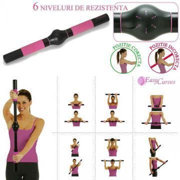 Aparat fitness Easy Curves