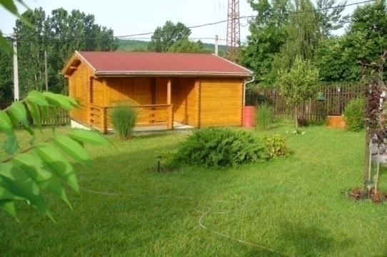 Casa de vacanta din lemn Balaton 2/a izolat de la Korondi Arcso Srl