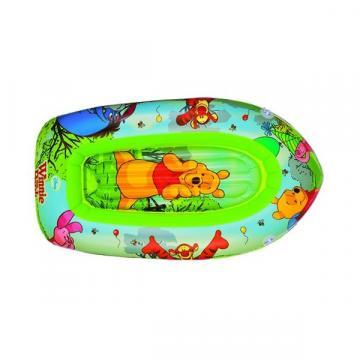 Barca gonflabila Winnie the Pooh pentru copii de la Preturi Rezonabile