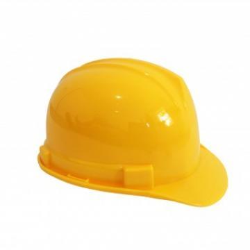 Casca protectia muncii Strend Pro LP 2017, culoare galbena