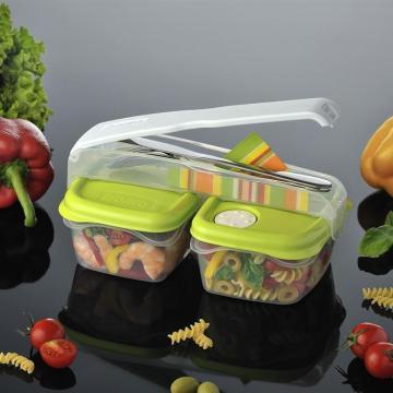 Caserola alimente si tacamuri pentru birou si calatorii de la Plasma Trade Srl (happymax.ro)