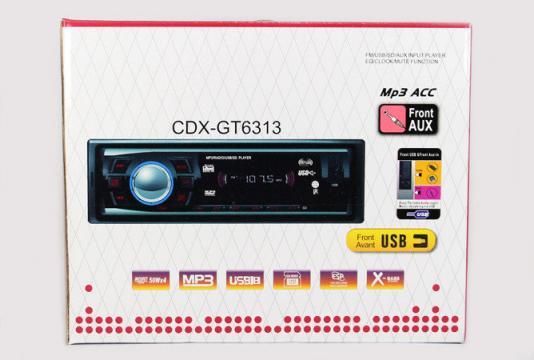 Casetofon auto MP3 auto CDX-GT-6313