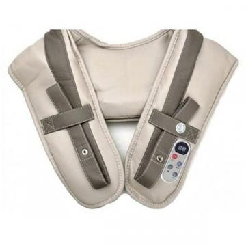 Centura pentru masaj Cervical Massage Shawls cu telecomanda de la Www.oferteshop.ro - Cadouri Online
