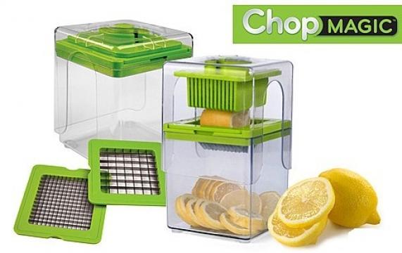 Tocator de legume Chop Magic de la Preturi Rezonabile