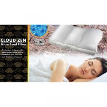 Perna ortopedica Cloud Zen Micro Bead Pillow de la Www.oferteshop.ro - Cadouri Online