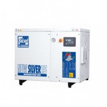 Compresor Fiac cu surub New Silver 15 de la Viva Metal Decor Srl