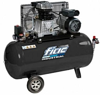 Compresor cu piston industrial Fiac AB90/415MC Long Life de la It Republic Srl