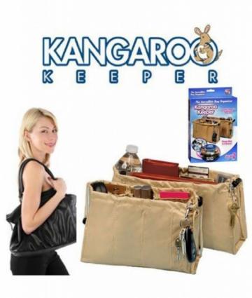 Organizatoare pentru geanta Kangaroo Keeper, 2 buc.