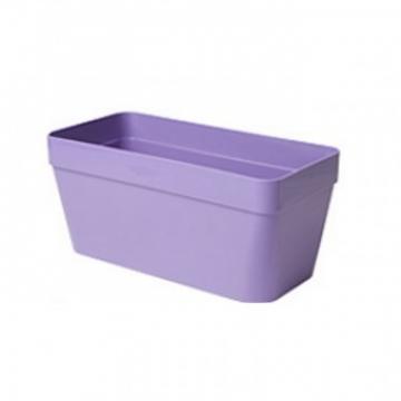 Ghiveci plastic Strend Pro ICS Pandora 15x13 cm, violet