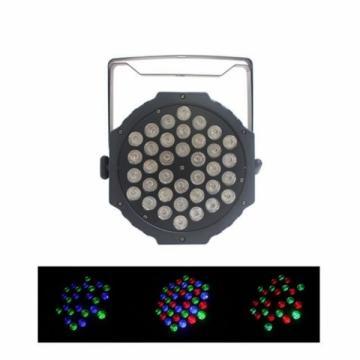Lumina Led mini Flat Par Light LED RGB 36 x 1W