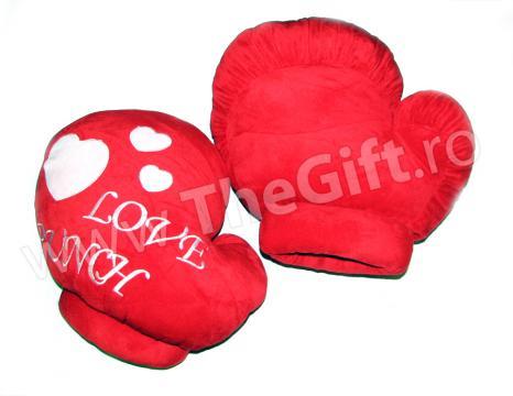 Manusi de box Love Punch