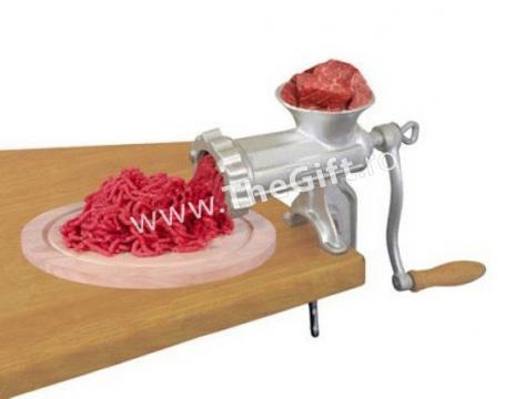 Masina de tocat carne, numar 10, Grunberg