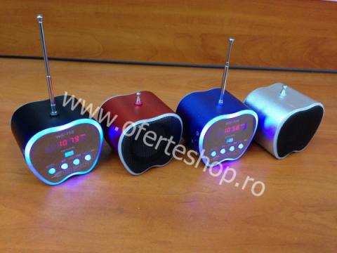 Mini boxa cu radio si MP3 WS-758