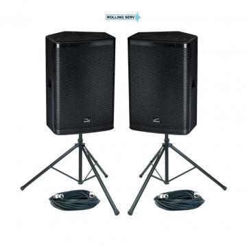 Boxe audio Solton Aart 15A, 2 buc. de la Sc Rolling Serv Srl