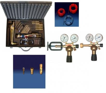 Kit complet sudura/taiere oxigaz GCE de la It Republic Srl