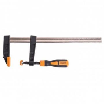 Presa manuala cu maner bi-material 50x300mm, Gadget 250123 de la Viva Metal Decor Srl