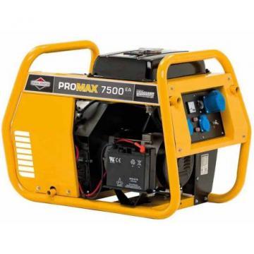 Generator de curent electric Promax 7500EA Briggs&Stratton
