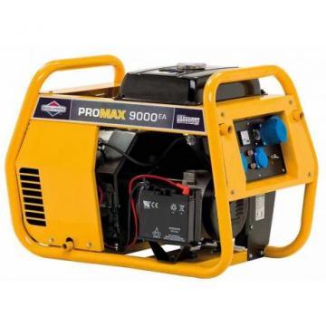 Generator de curent electric Briggs&Stratton Promax 9000 EA de la Tehno Center Int Srl