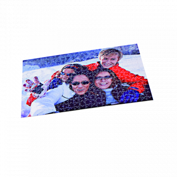 Puzzle magnetic personalizat A4